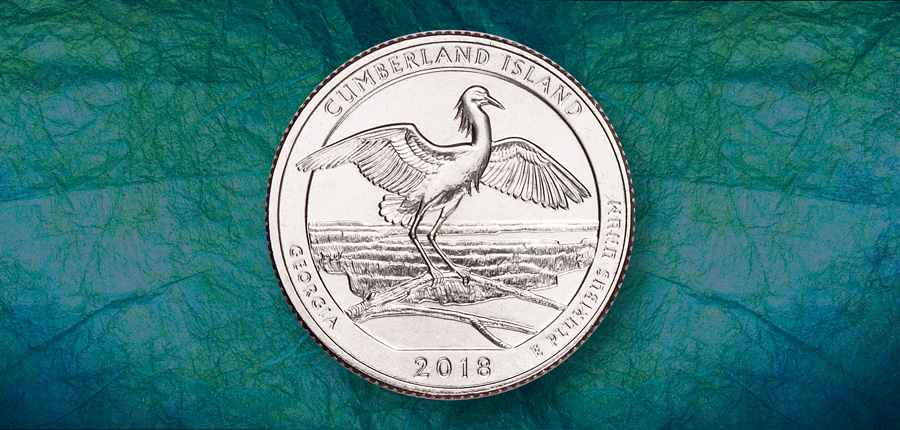 Cumberland Island National Seashore Quarter design finalized