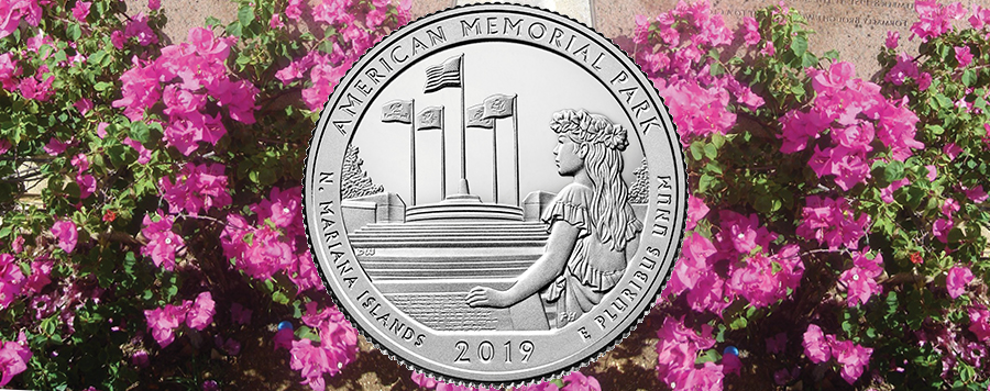 American Memorial Park Quarter design finalized