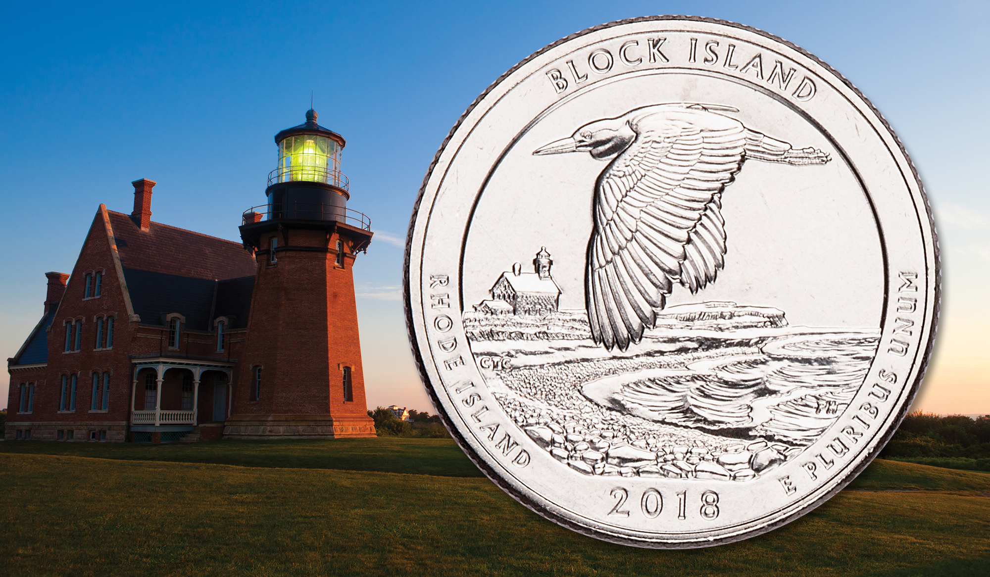 Block Island National Wildlife Refuge Quarter Released