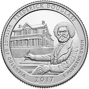 Frederick Douglass National Historic Site Quarter Design