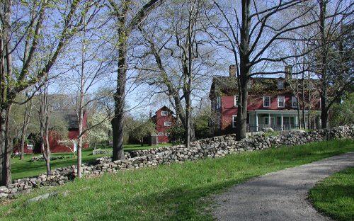 Weir Farm and Studio