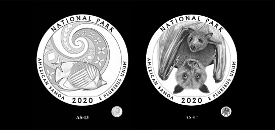 National Park of American Samoa Candidate Designs